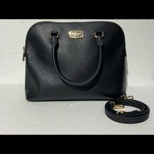 Micheal Kors women's black Hand Bag